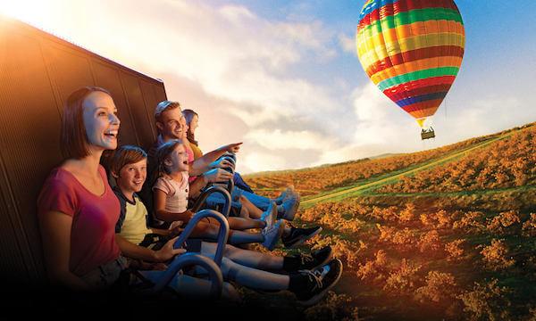 Experience Oz Gold Coast Theme Parks Dreamworld