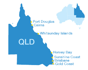 QLD rafting