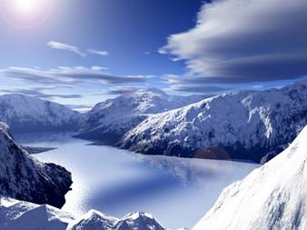 snowy mountains facts quick facts interesting information