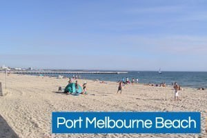 Port Melbourne Beach
