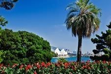 Sydney in March