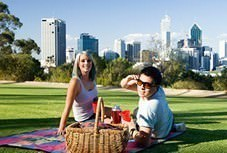 When to visit Perth