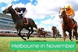 Melbourne in November