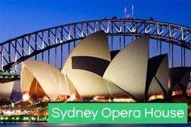 Sydney Opera House facts