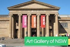 NSW Art Gallery Sydney