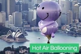 Hot Air Ballooning Sydney