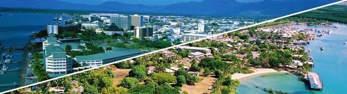 Cairns vs Port Douglas