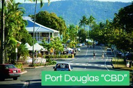Port Douglas CBD