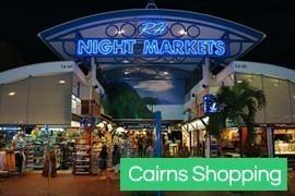 Cairns Shopping