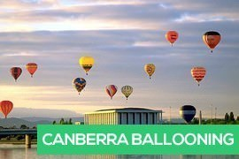 Canberra Hot Air Ballooning