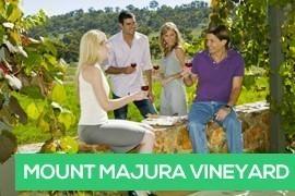 Mount Majura Winery Canberra