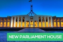 New Parliament House Canberra