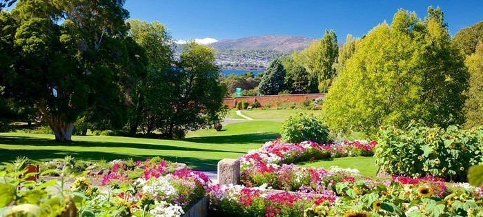 Royal Botanic Gardens Hobart