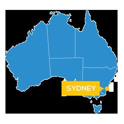 Sydney Map