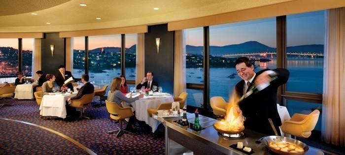 Point Revolving Restaurant Hobart