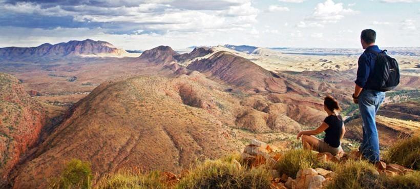Larapinta Trail with Trek Larapinta