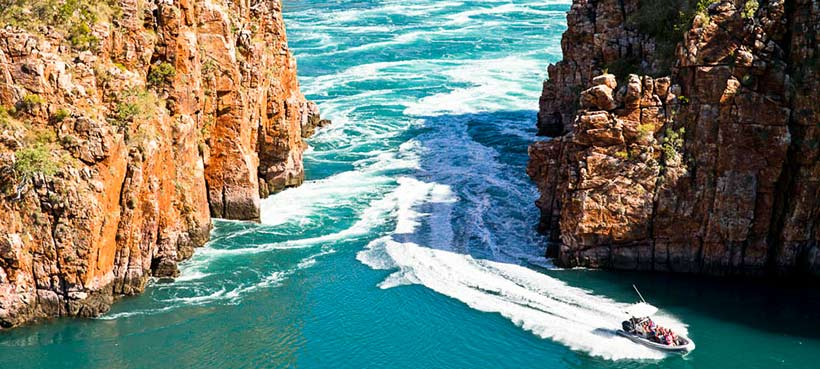Horizontal Falls Tours Broome