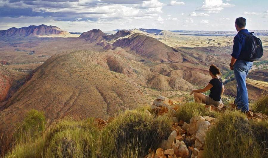 Top 10 epic walks and hikes in Australia Larapinta Trail Northern Territory
