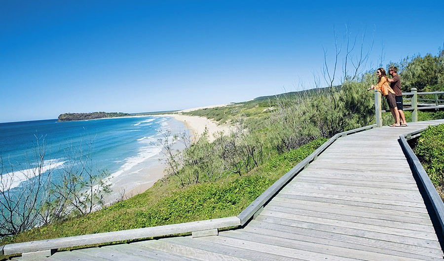 Top 10 epic walks and hikes in Australia Fraser Island Queensland