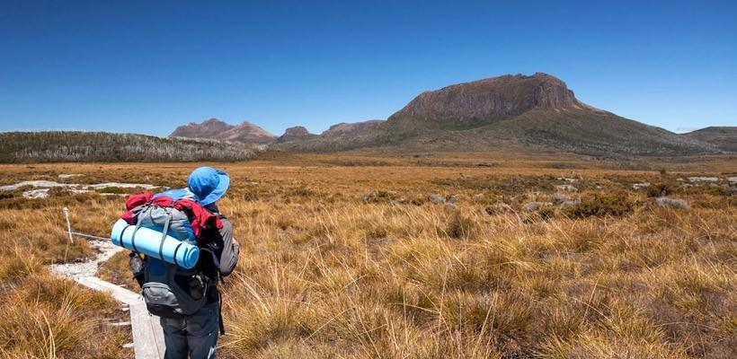 Mt Ossa Tasmania