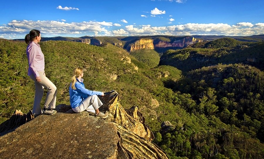 Top 10 epic walks and hikes in Australia Blue Mountains New South Wales