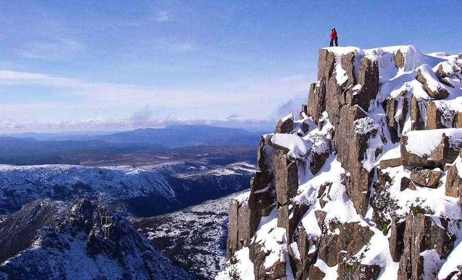 Top 10 epic walks and hikes in Australia Overland Track Tasmania