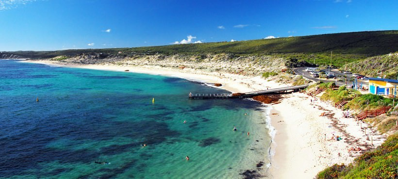 Margaret River from Perth