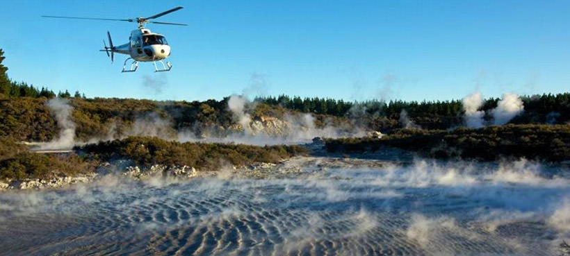 TVolcano Scenic Flight with Volcanic Air Safaris