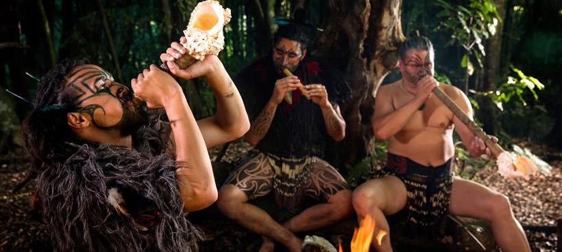 Maori Village Rototua