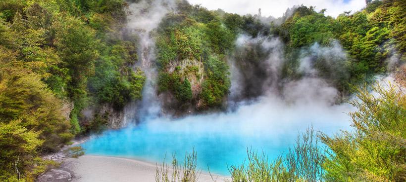 Waimangu Volcanic Valley Rotorua