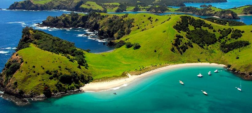 Bay of Islands Sailing NZ