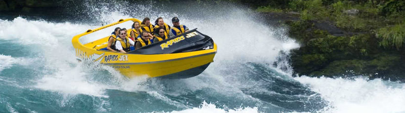 Taupo Jet Boating