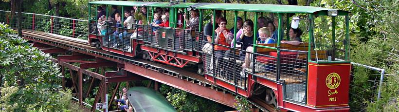 Driving Creek Railway Coromandel