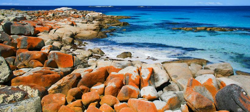 Binalong Bay Tasmania 10 places in Australia you haven't heard of