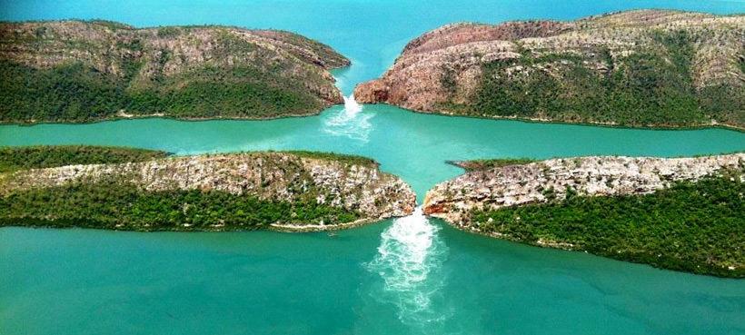 Horizontal Falls Western Australia 10 places in Australia you haven't heard of