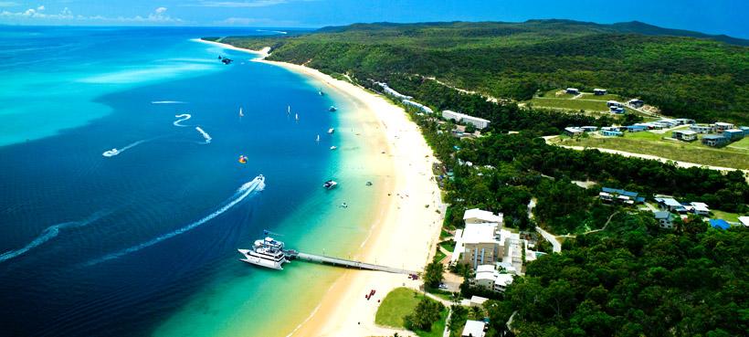Moreton Island Brisbane