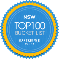 NSW Top 100 Experiences