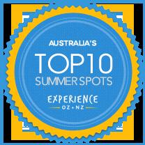 Top 10 Australian Summer Holiday Destinations