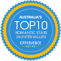 Most Romantic Places Hunter Valley