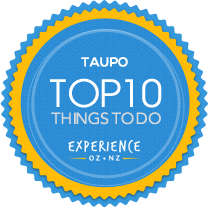 Top 10 Things to do Taupo