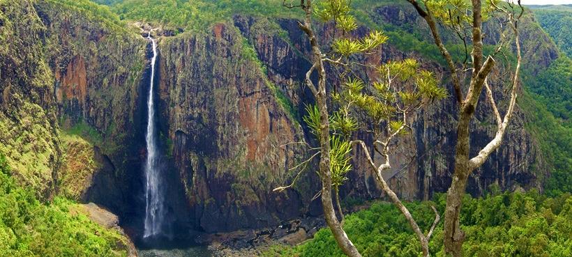 Wallaman Falls Queensland 10 places in Australia you haven't heard of