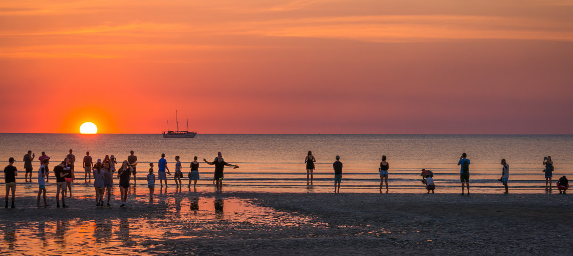 Top 10 Australian Sunsets Darwin Norther Territory