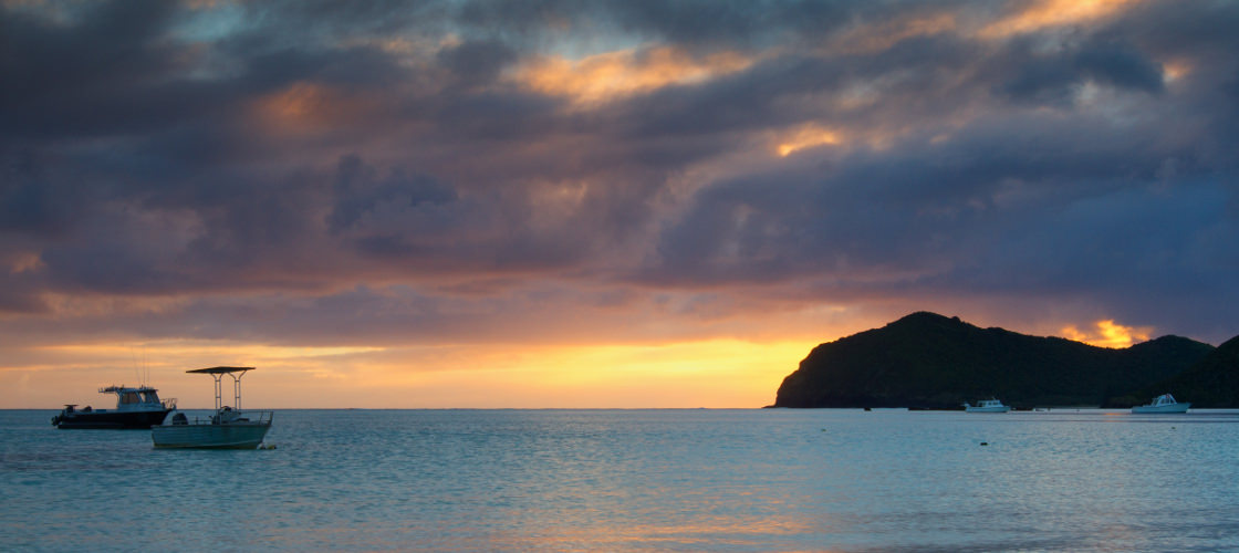 Top 10 Australian Sunsets Lord Howe Island New South Wales