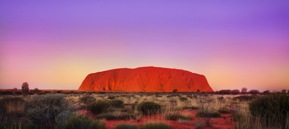 Top 10 Australian Sunsets Uluru Ayers Rock Northern Territory