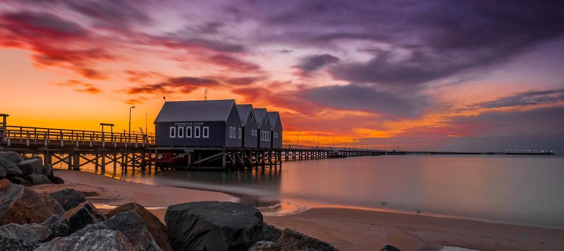 Top 10 Australian Sunsets Busselton Western Australia