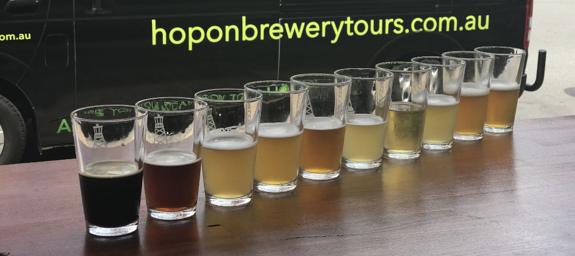 Hop on Brewery Tours Gold Coast