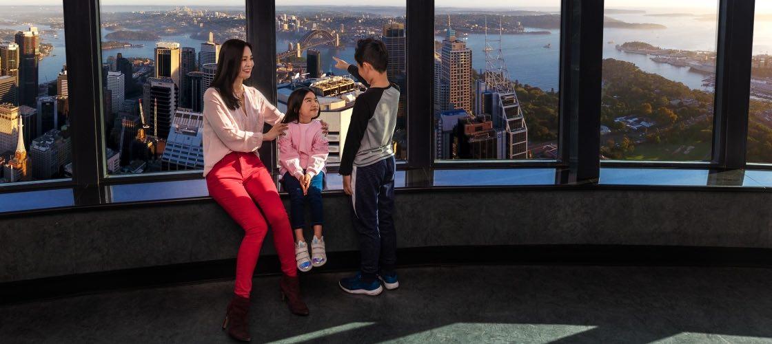 Sydney tower Eye Admission