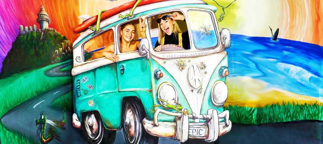 trickpic bus ride