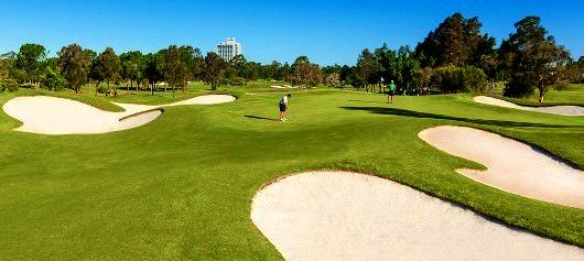 Give a Royal Pines golf gift certificate from our online gift store