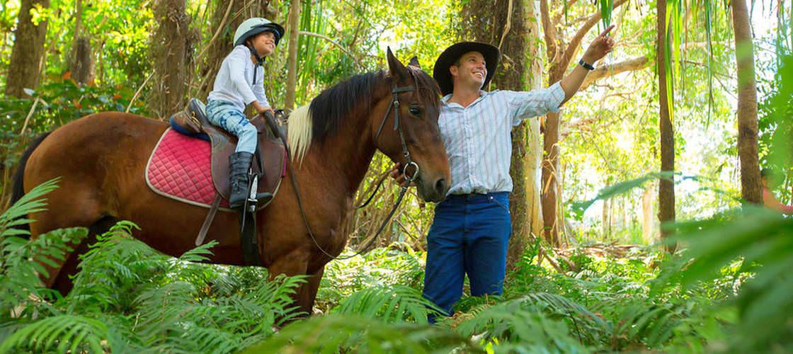 Cairns Horse Riding Tours